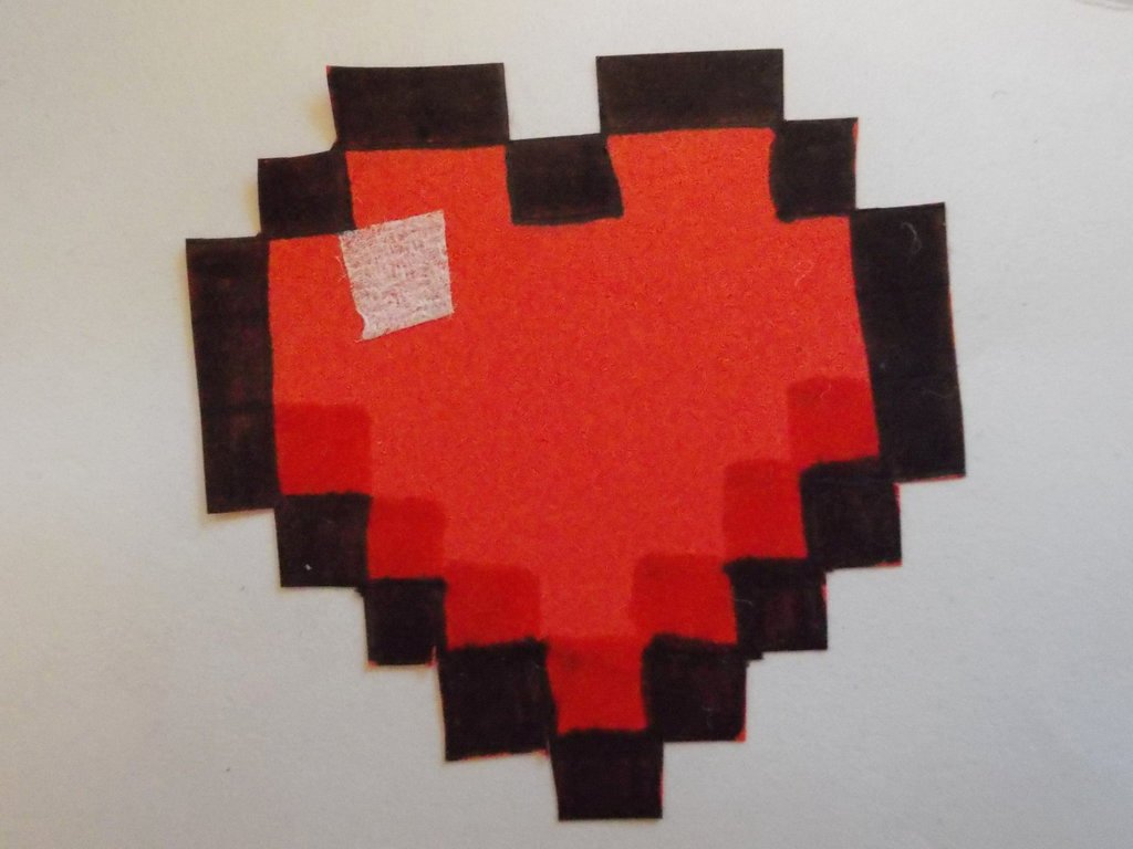 Heart Minecraft Banner Elegant How to Give Yourself Extra Hearts Vanilla No Mods No