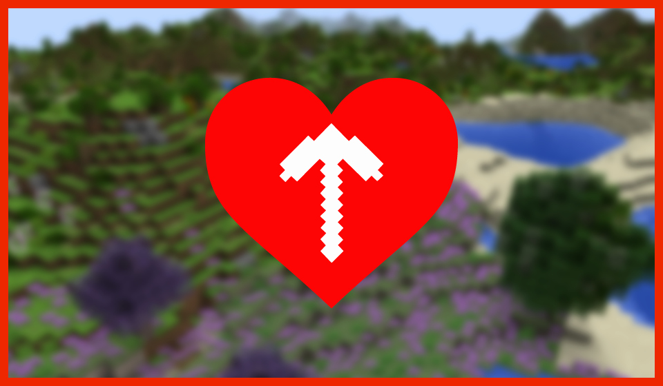 Heart Minecraft Banner Fresh Overview Heart Of A Miner Modpacks Projects