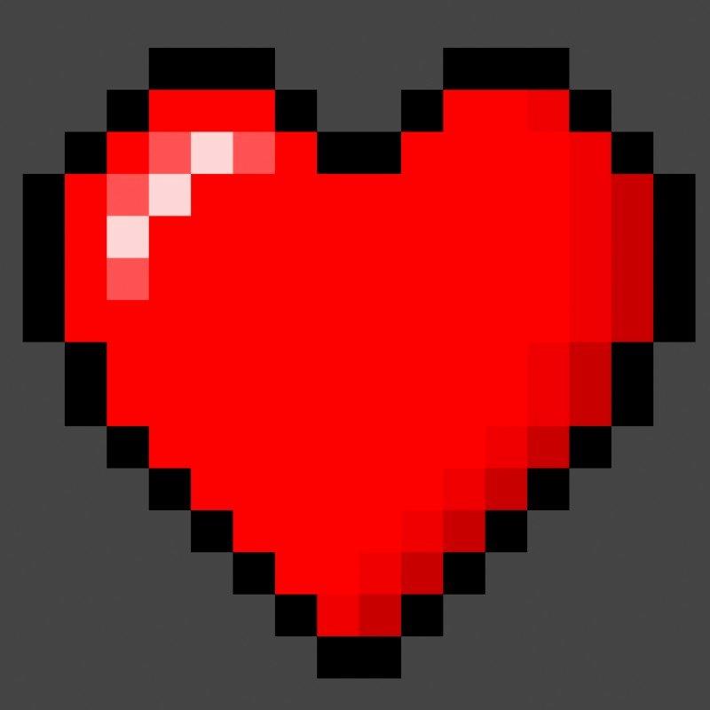 Heart Minecraft Banner Lovely How to Make Friends On Minecraft Minecraft Blog