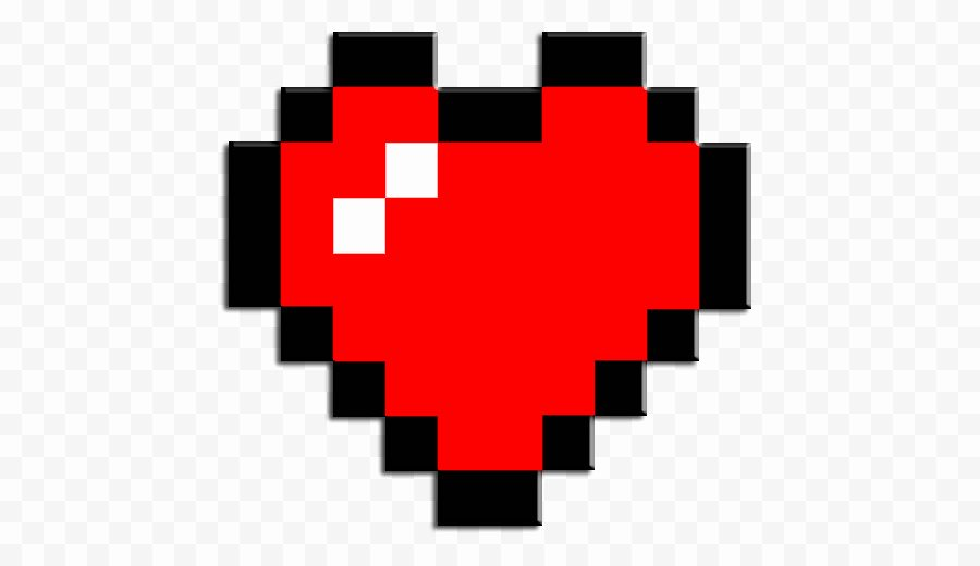 Heart Minecraft Banner New Minecraft Pocket Edition Video Game Heart the Legend Of