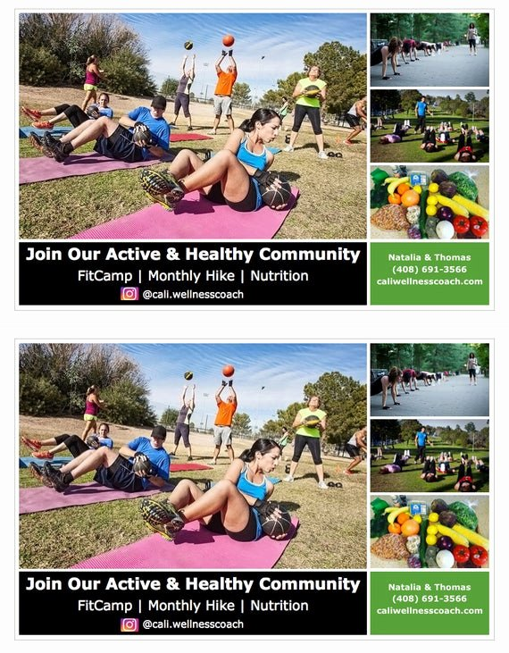 Herbalife Flyer Sample Best Of Herbalife Fitcamp Workout Flyer Bonus Shake Party Template