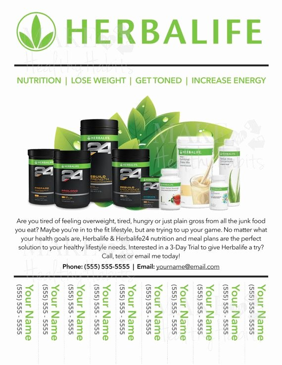 Herbalife Flyer Sample Lovely 17 Best How to Build My Herbalife Business Images On Pinterest