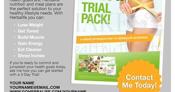 Herbalife Flyer Template Awesome Printable Herbalife Flyer by Kellylynnettedesigns On Etsy