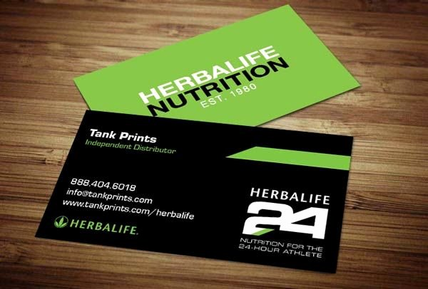 Herbalife Flyer Templates Unique Herbalife Business Cards