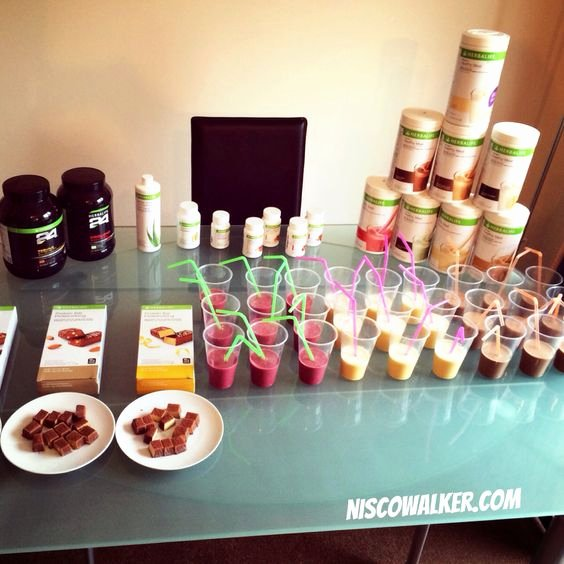 Herbalife Shake Party Beautiful Other Shake and Salud On Pinterest