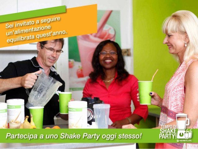 Herbalife Shake Party Fresh Shake Party Herbalife