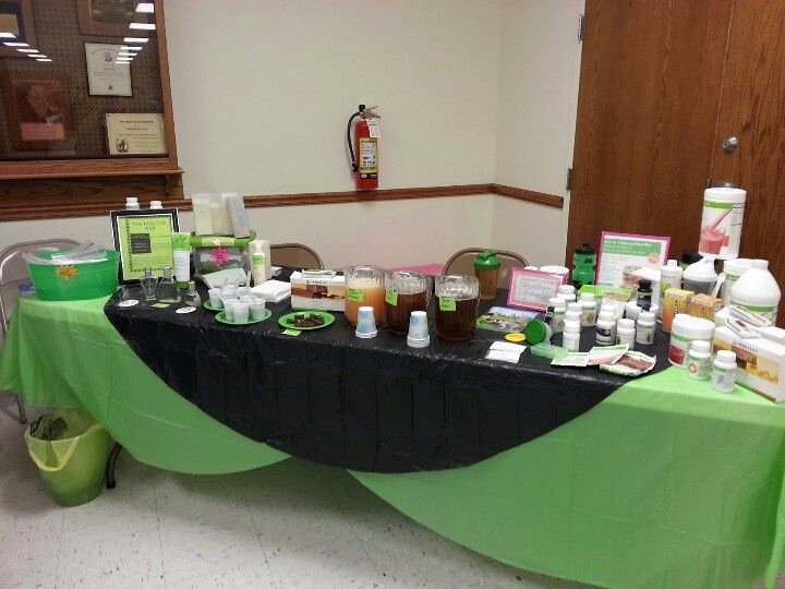 Herbalife Shake Party Inspirational Display Healthylife4you Lena S Herbalife