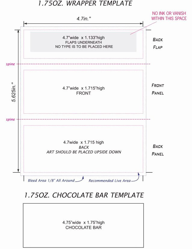 Hershey Bar Wrapper Template Free Best Of Candy Bar Wrappers Template Google Search