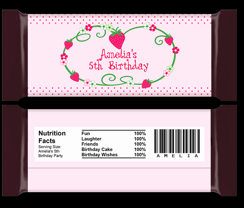 Hershey Bar Wrapper Template Free Inspirational Diy Candy Bar Wrapper Templates – Personalized Candy Bars