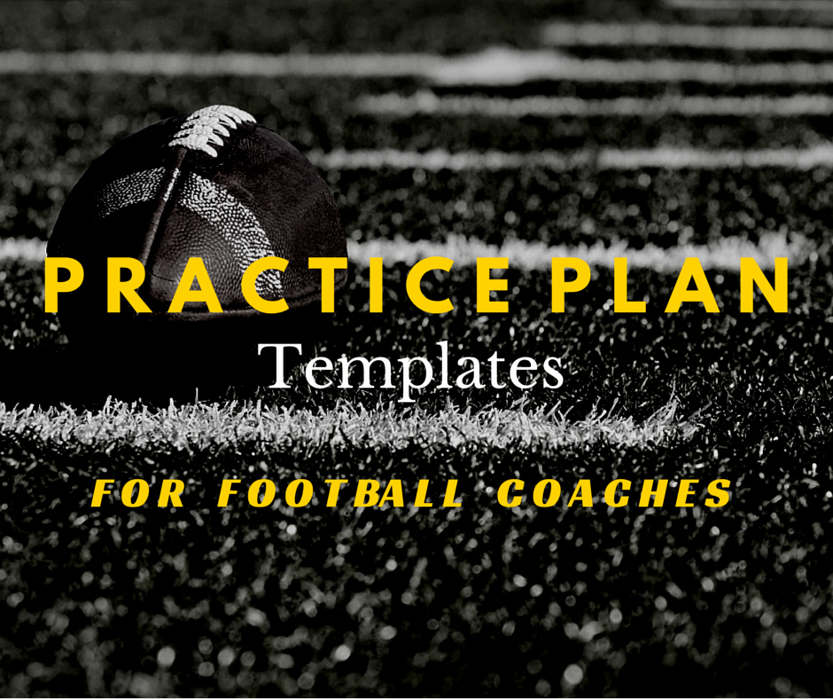 High School Football Practice Schedule Template Fresh Youth Football Speed and Agility Training