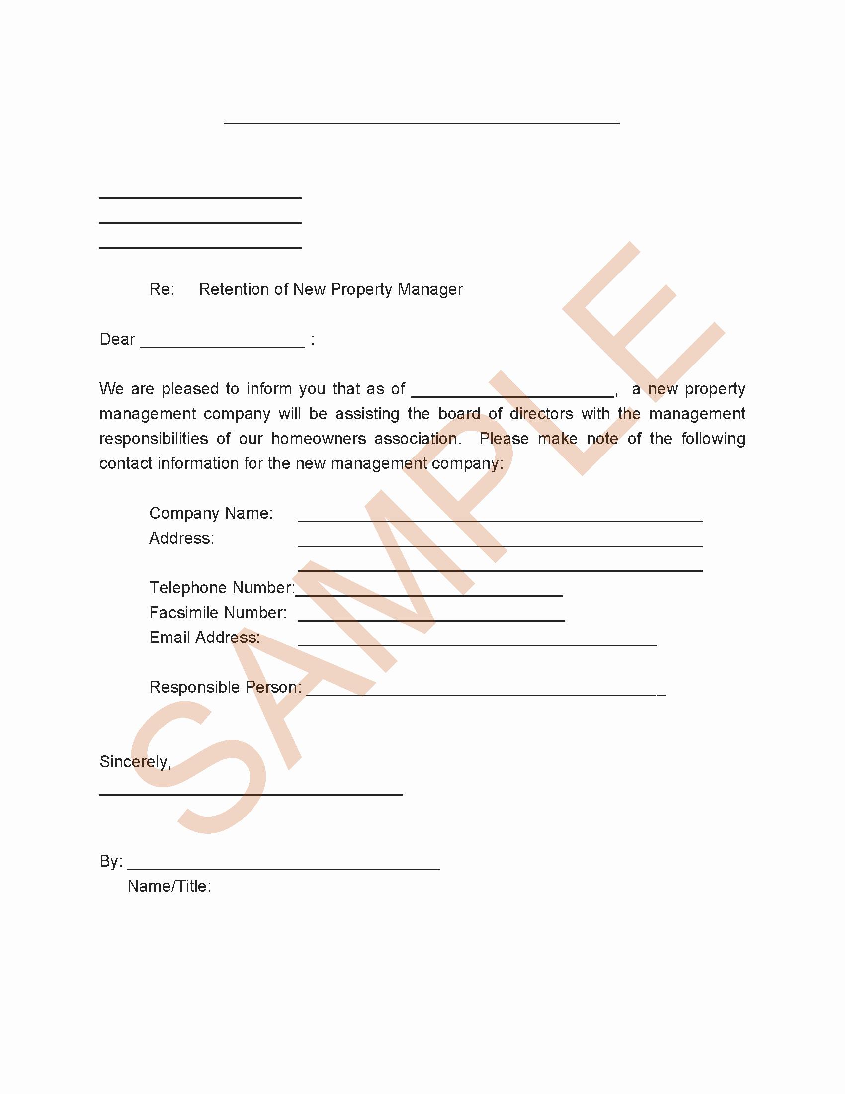 Hoa Proxy Vote form Template Unique Hoa Special assessment Letter Sample Parlo Buenacocina