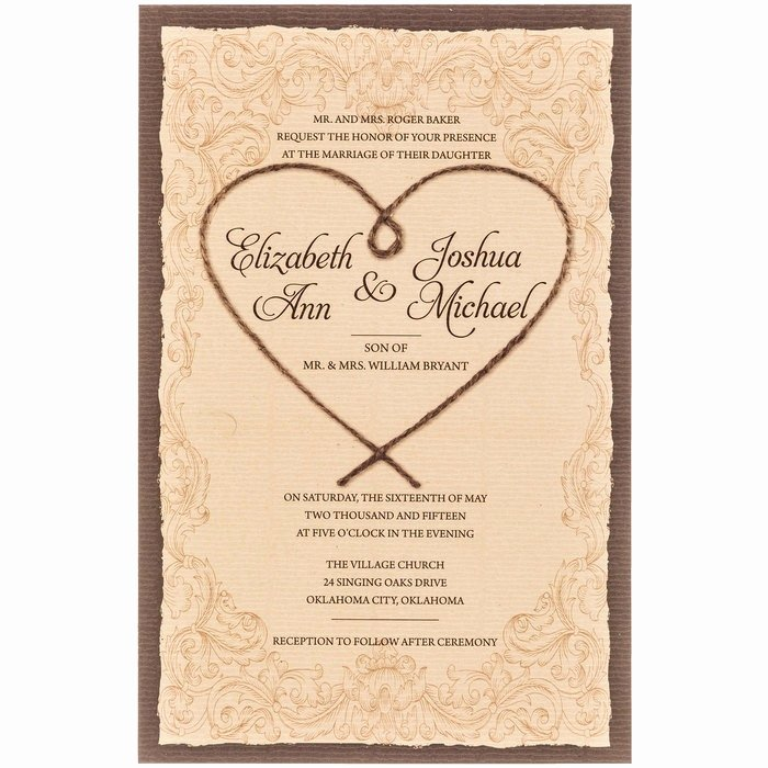 Hobby Lobby Wedding Invite Templates Inspirational Hobby Lobby Wedding Invitation Templates