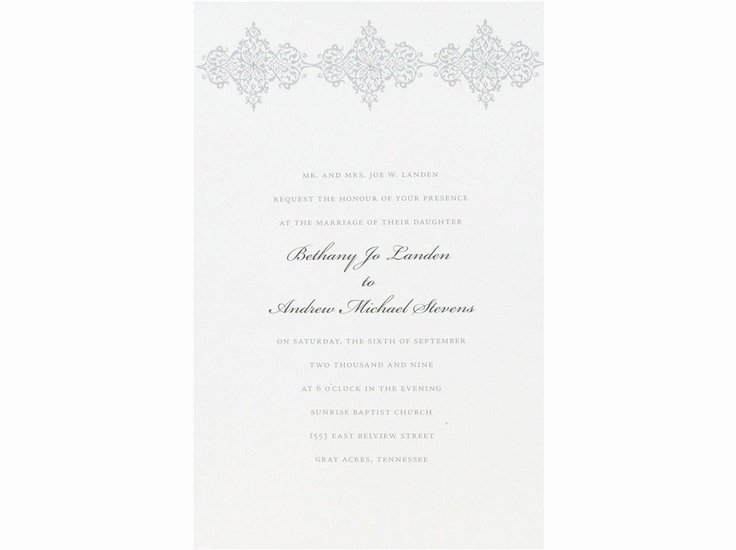 Hobby Lobby Wedding Template Inspirational 17 Best Ideas About Hobby Lobby Wedding Invitations On