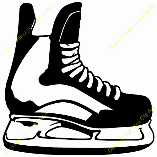 Hockey Skate Template Free Printable New Hockey Skate Template Google Search Hockey