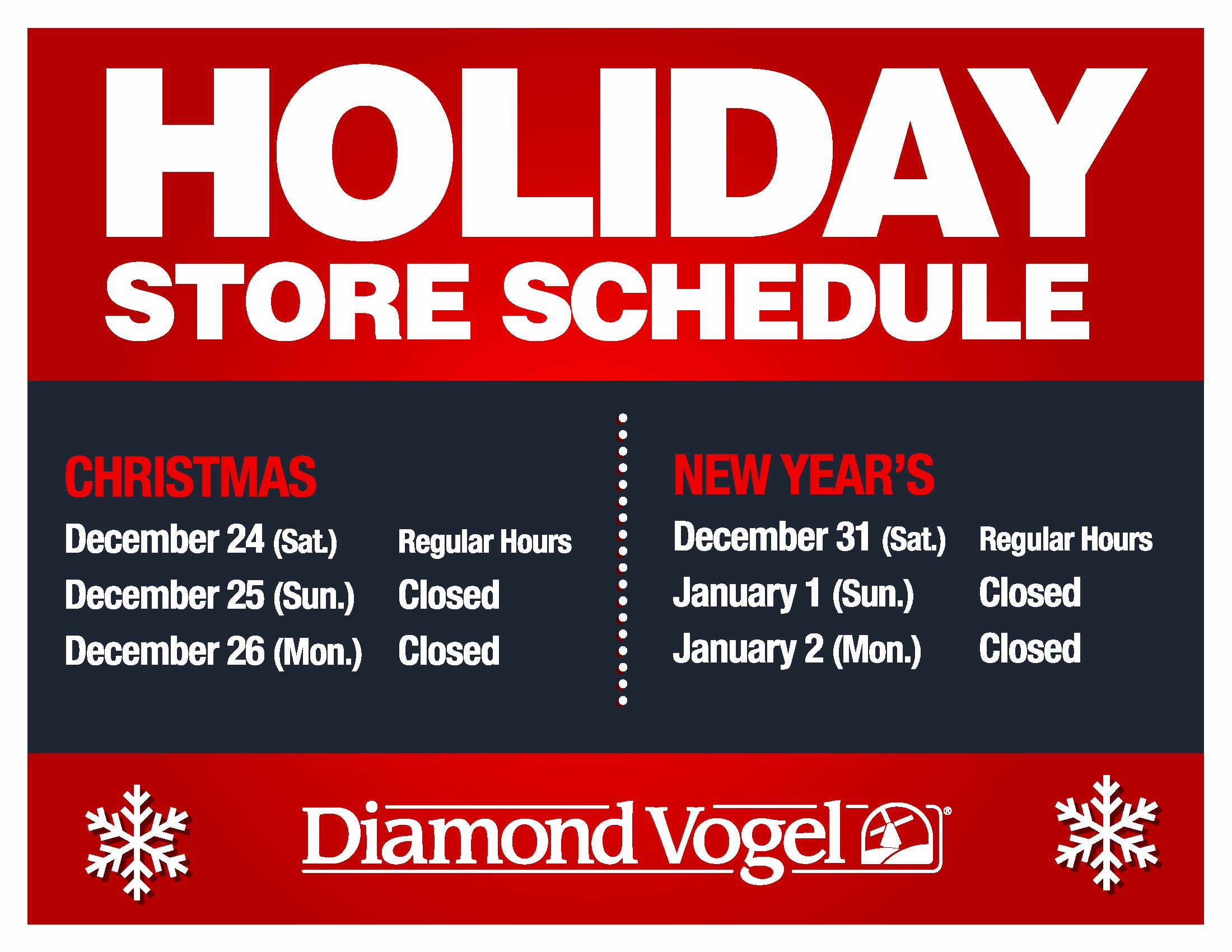 Holiday Closed Sign Template New Christmas Holiday Closed Signs