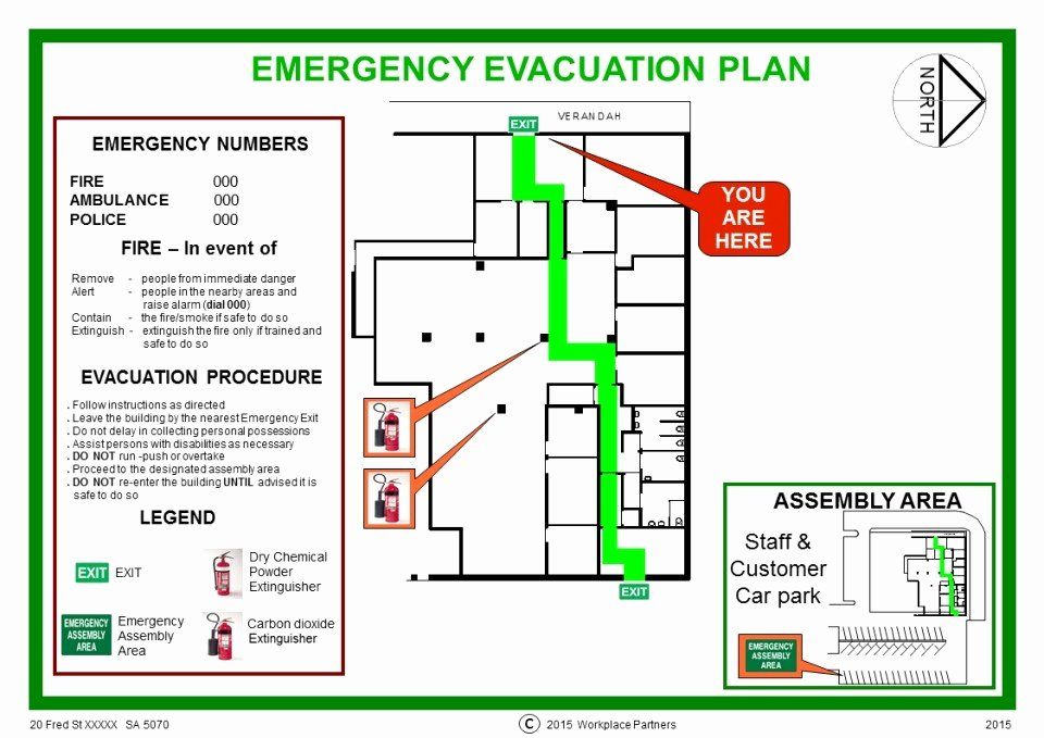 Home Evacuation Plan Template Inspirational Fire Escape Plan Template for Childminders Evacuation