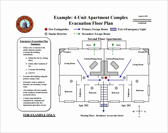 Home Evacuation Plan Template Lovely 10 Evacuation Plan Templates Google Docs Ms Word