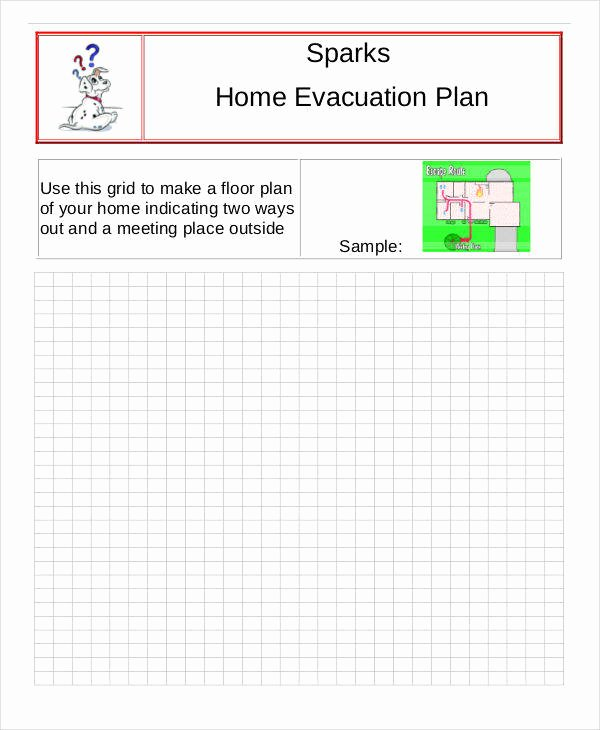 Home Evacuation Plan Template Luxury 9 Evacuation Plan Samples & Templates Google Docs Ms