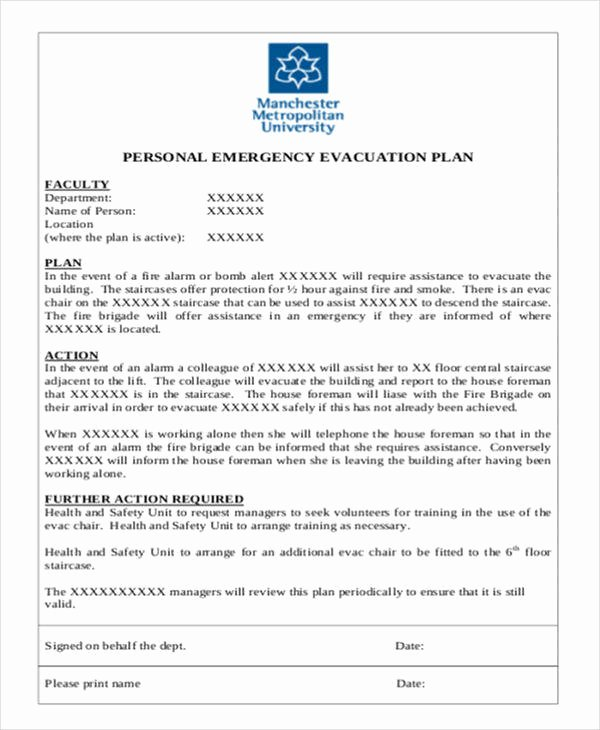 Home Evacuation Plan Template New 9 Evacuation Plan Samples & Templates Google Docs Ms