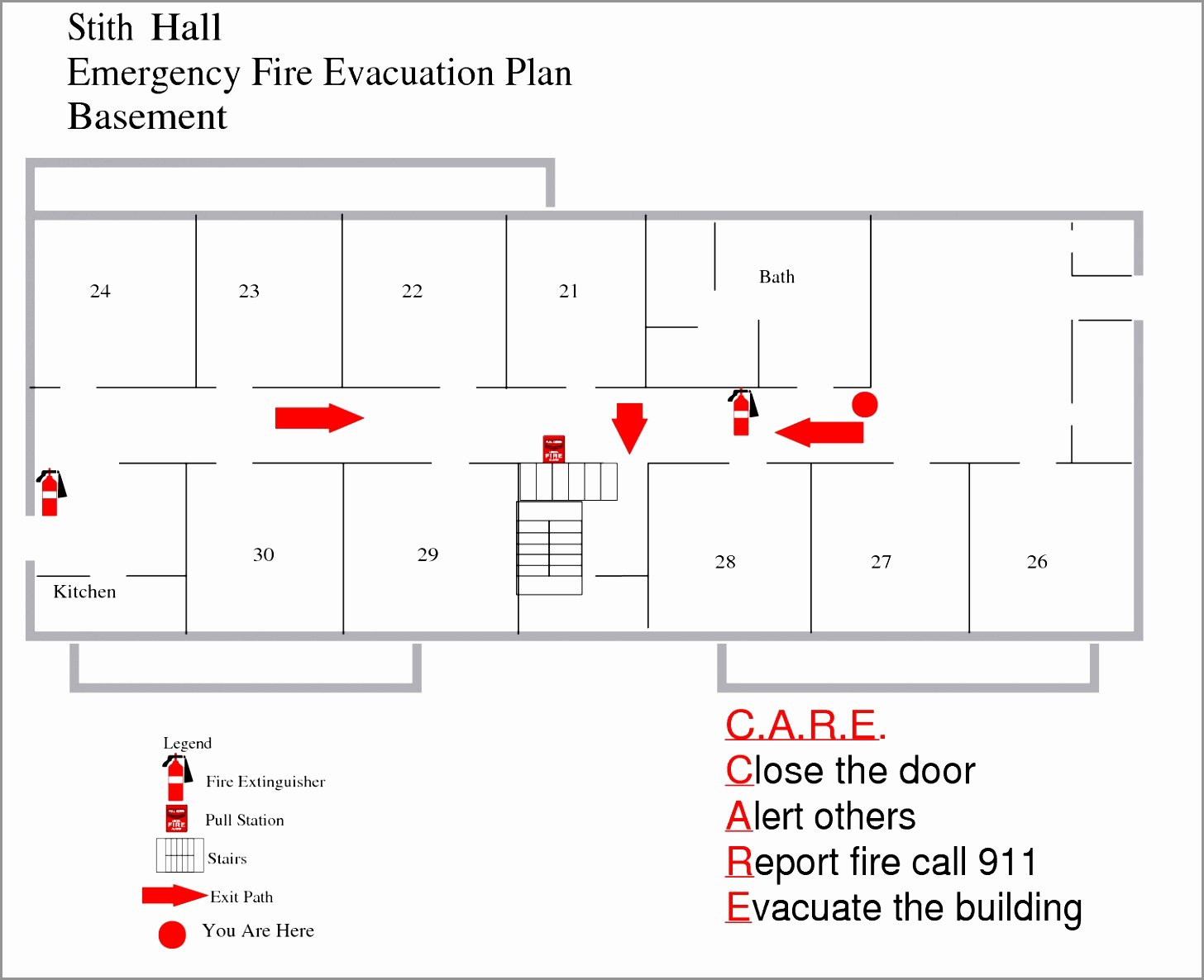Home Evacuation Plan Template Unique 12 Home Fire Evacuation Plan Template Ierde