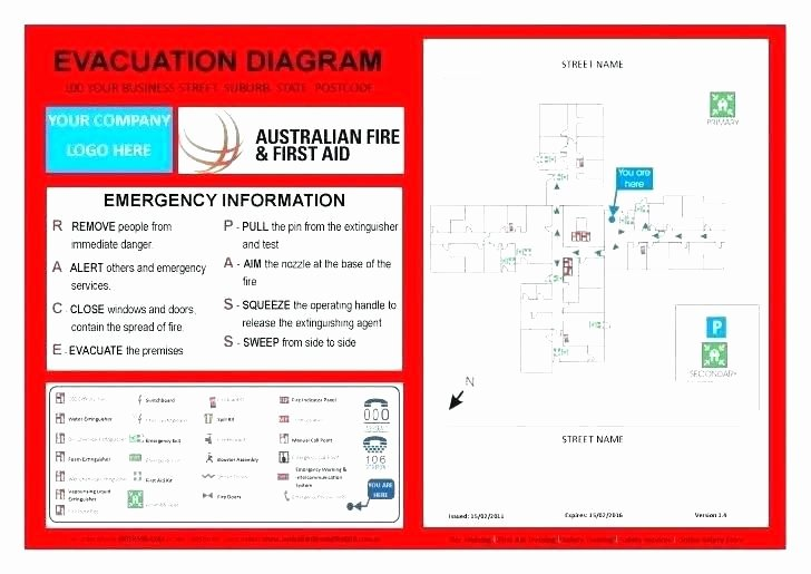 Home Evacuation Plan Template Unique Architectural Home Plans Earthquake Evacuation Plan for