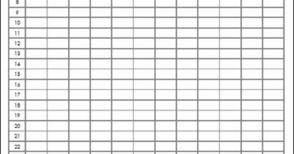 Homeschool attendance Record Excel Beautiful attendance Sheet Homeschooling Pinterest