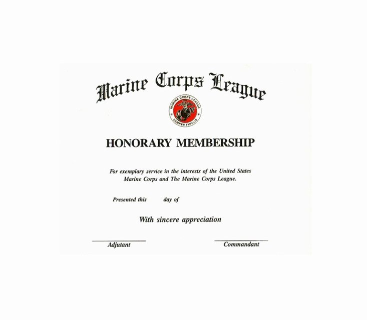 Honorary Certificate Template Fresh 14 Honorary Life Certificate Templates Pdf Docx