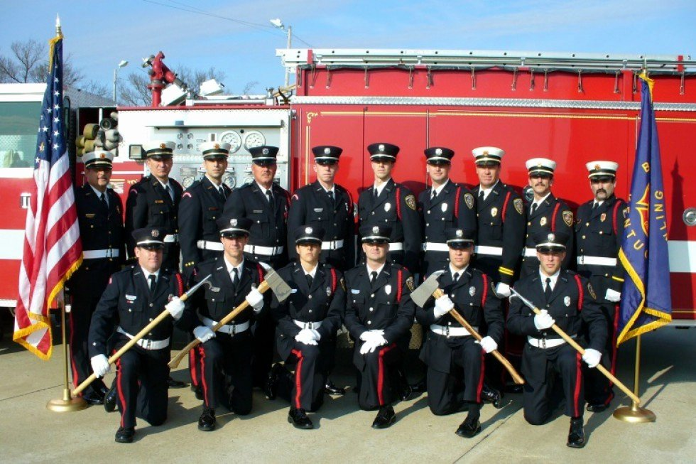 Honorary Firefighter Certificate Fresh Bgfd Honor Guard Bowling Green Kentucky Ficial