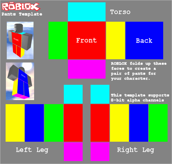 Hoodie Template Roblox New Roblox – How to Make A Shirt for Any Gender S From Just A