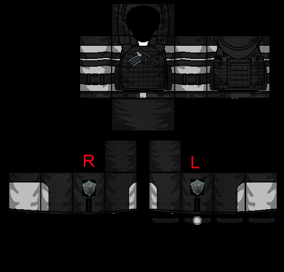 Hoodie Template Roblox Unique Edo Shirt by Gh0stl3y On Deviantart