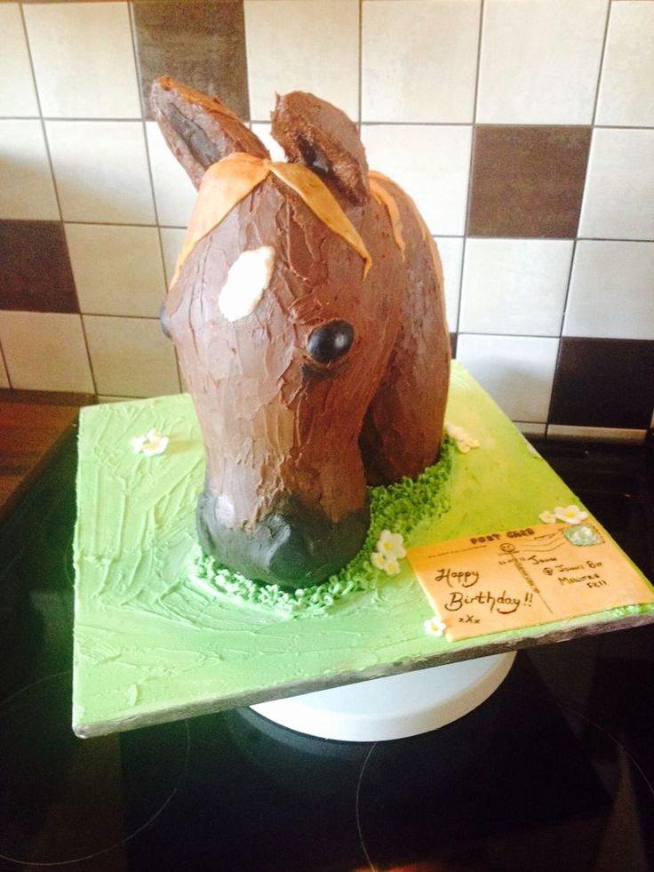 Horse Cake Template Fresh Best 25 Fondant Horse Tutorial Ideas On Pinterest