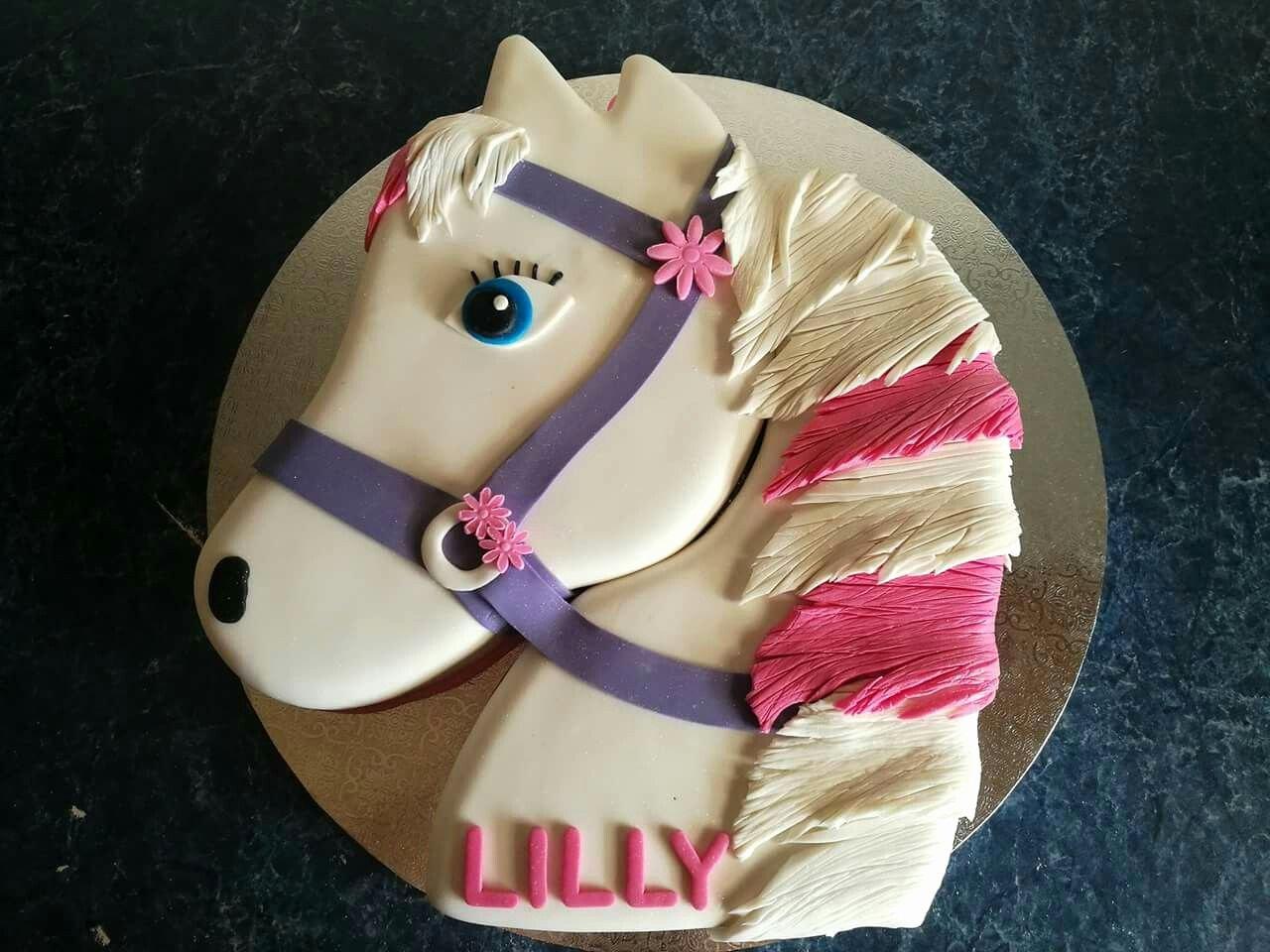 Horse Cake Template Lovely Majestic Horse Head Birthday Cake