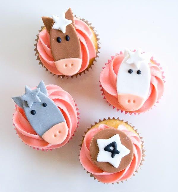 Horse Cake Template Luxury Best 25 Horse Cupcake Ideas On Pinterest