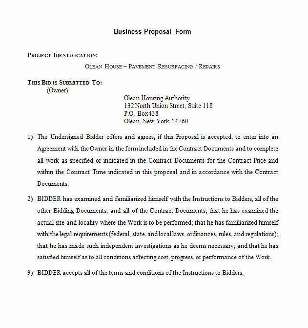 Hotel Proposal Template Unique 30 Business Proposal Templates & Proposal Letter Samples