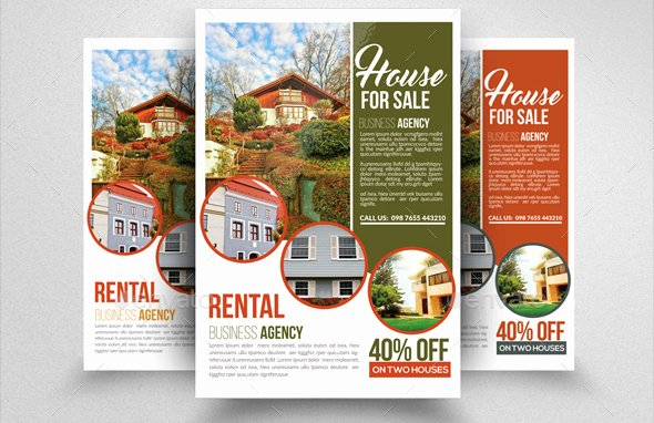 House for Sale Template Best Of 9 for Sale Flyers Designs Templates