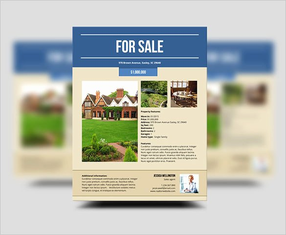 House for Sale Template Elegant 22 Stylish House for Sale Flyer Templates Ai Psd Docs