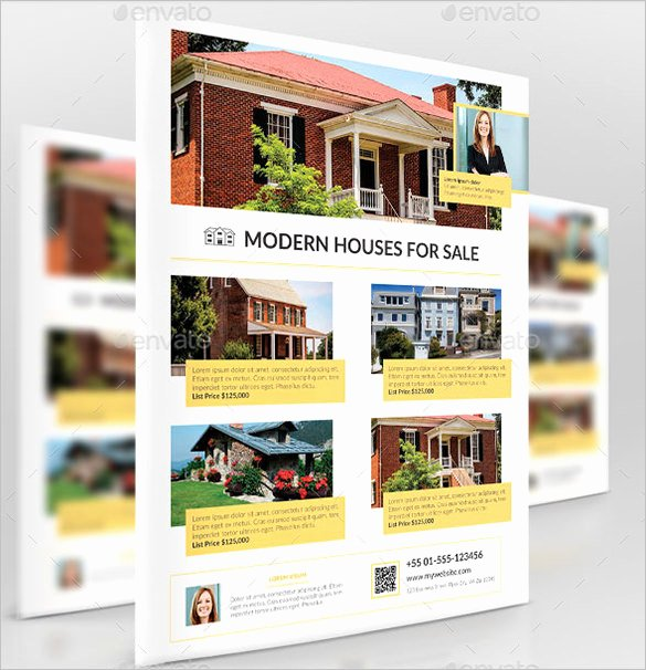 House for Sale Template Luxury 22 Stylish House for Sale Flyer Templates Ai Psd Docs
