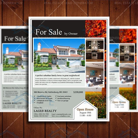 House for Sale Template New 22 Stylish House for Sale Flyer Templates Ai Psd Docs