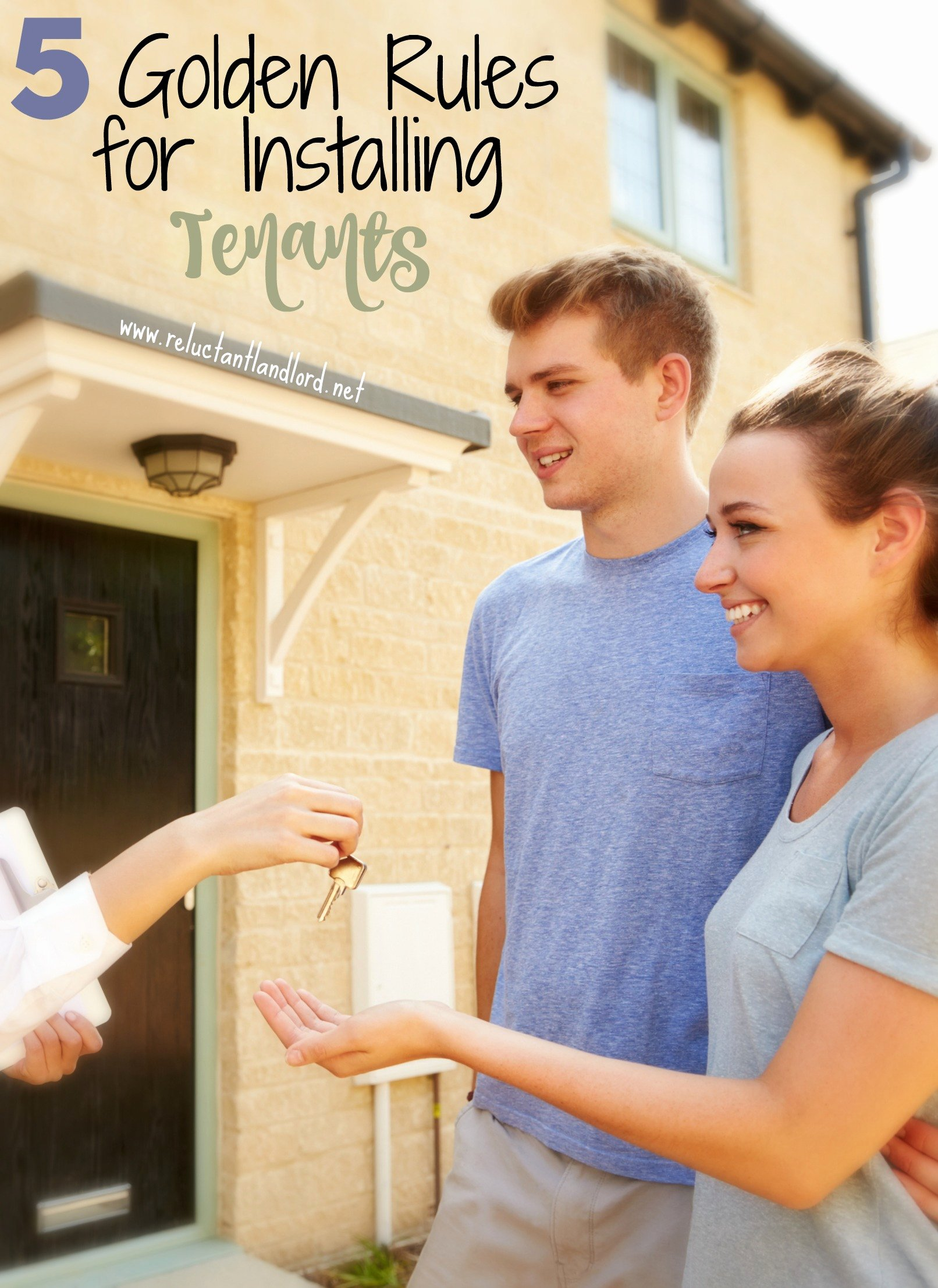 House Rules for Tenants Elegant 5 Golden Rules for Installing Tenants the Reluctant Landlord
