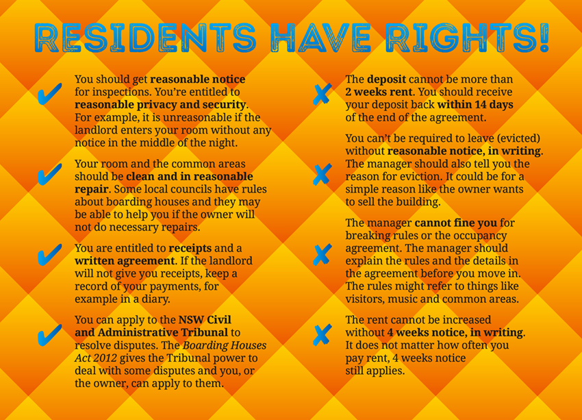 House Rules for Tenants Fresh Tenants Nsw