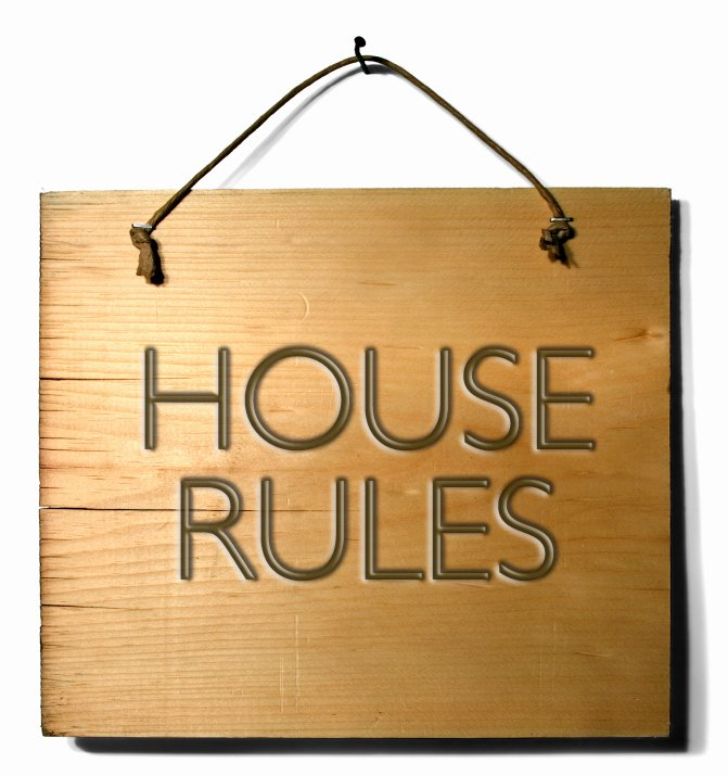 House Rules for Tenants Lovely Property118
