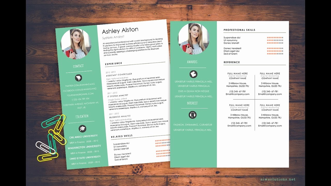 How to Cancel Resume now Best Of How to Create Cv Resume In Ms Word