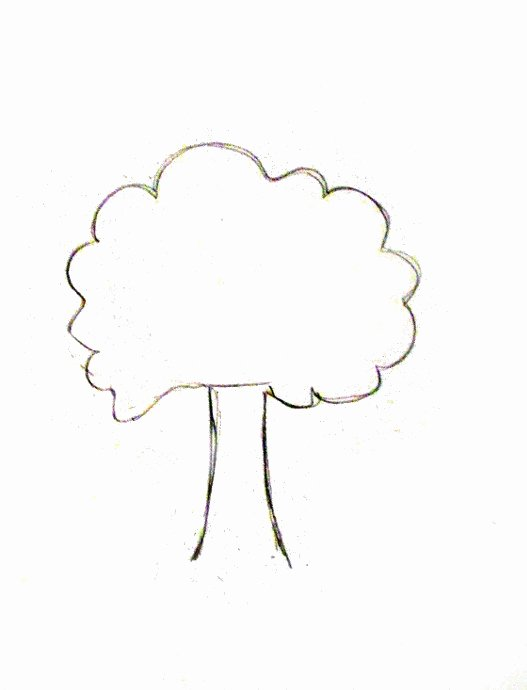 How to Draw A Simple Tree without Leaves Unique How to Draw A Tree
