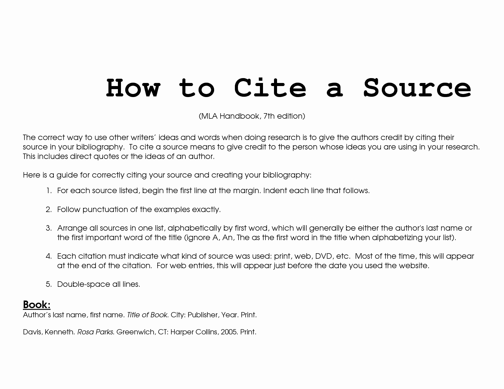 How to Quote An Essay Fresh Citing sources In Mla Style Enc1102 Libraryinstruction
