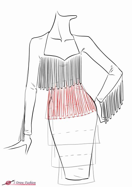 I Draw Fashion Fresh Best 25 How to Draw Clothes Ideas On Pinterest