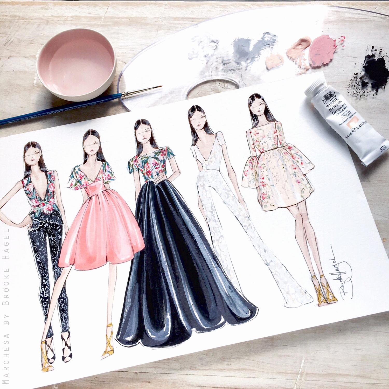 I Draw Fashion New Best 25 Fashion Design Sketches Ideas On Pinterest