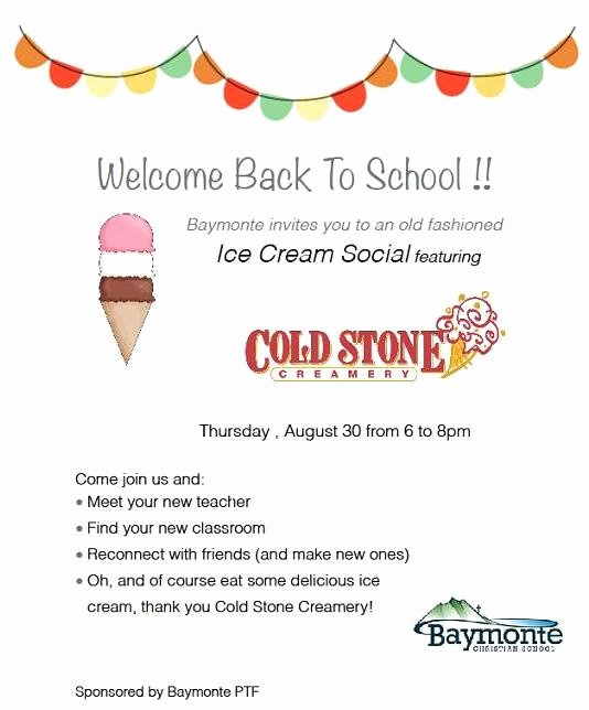 Ice Cream social Flyer Template Fresh Content 2012 08 Ice