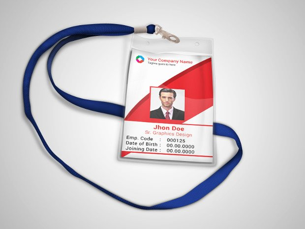 Id Card Template Photoshop Best Of 16 Id Card Psd Templates & Designs