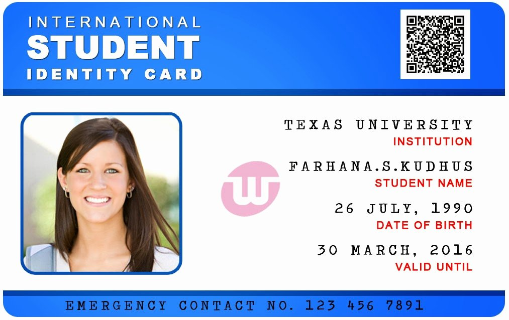 Id Card Template Photoshop Luxury 10 Psd University Card Business Card Psd Template