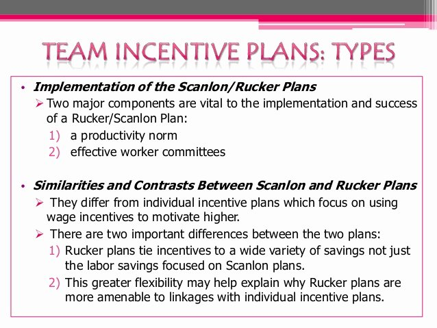 Incentive Plan Template Beautiful Pay for Performance Plan